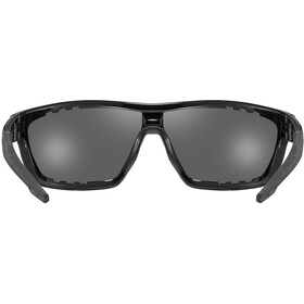 UVEX Sportstyle 706 Sportglasses black/silver